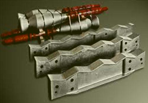 Walking Beam furnace castings