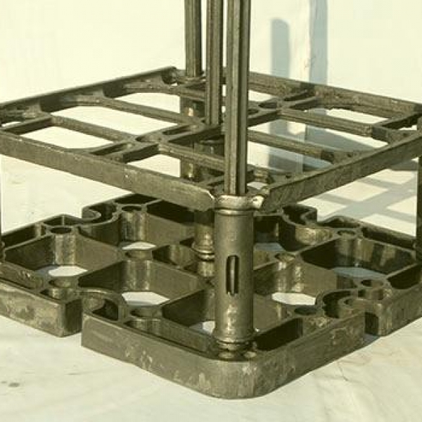 Continous Gas carburising fixtures