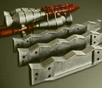 Walking Beam furnace castings